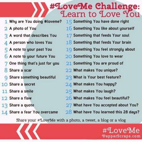 Loveme challenge
